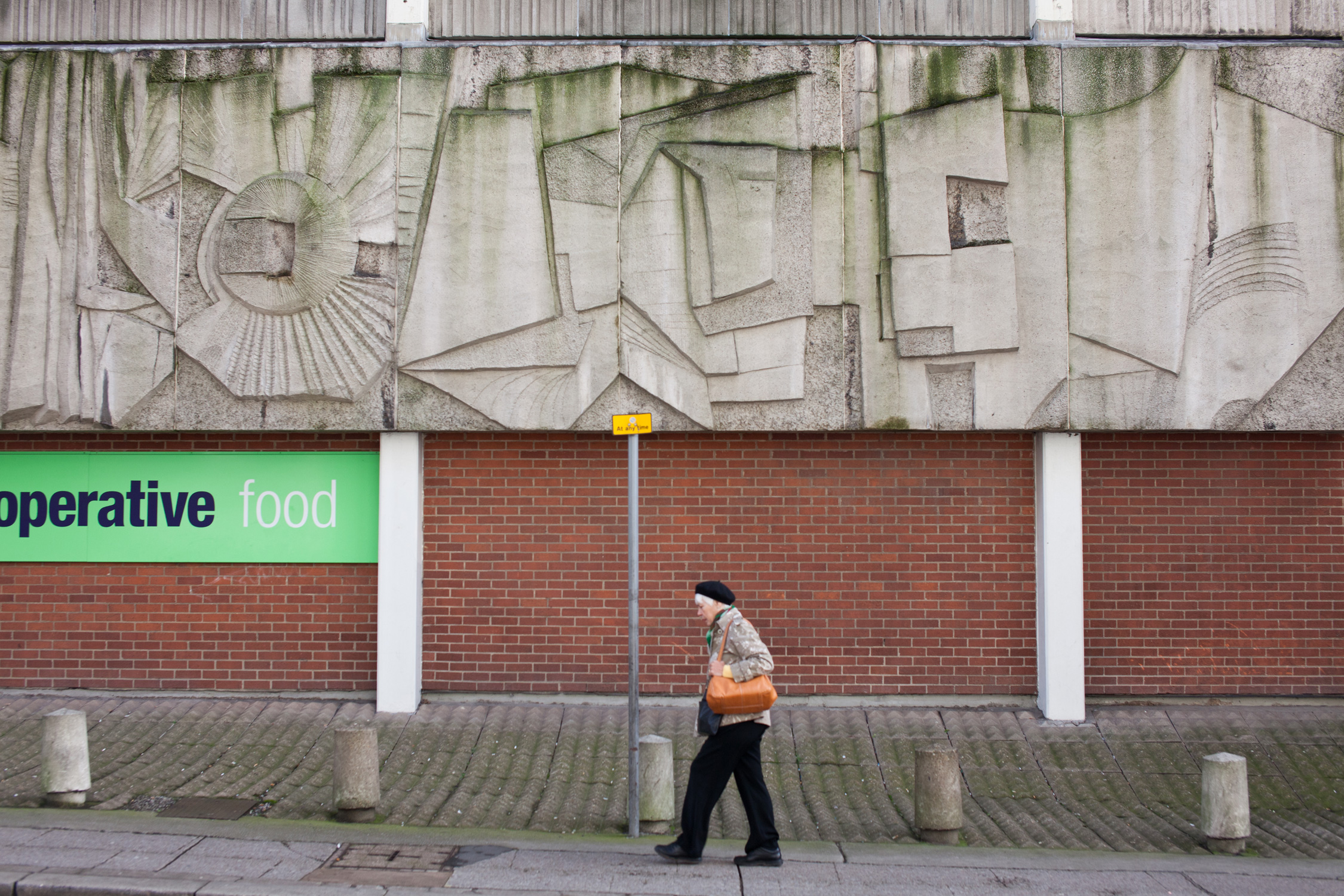 William Mitchell Mural Our Favourite Places Sheffield
